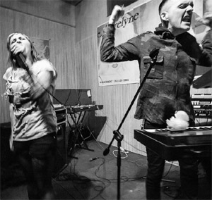 Youth Code Announces Self-Titled Album Released 3rd Sept 2013