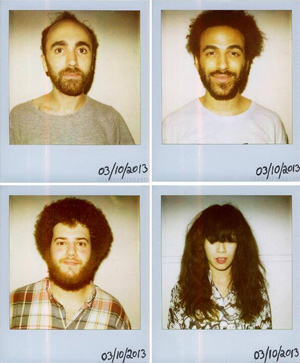 Yuck Announces Full North American Tour For Early 2014