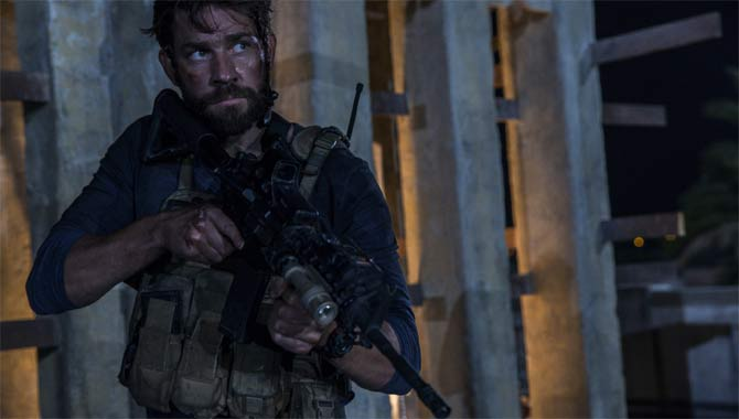 13 Hours: The Secret Soldiers of Benghazi Movie Still