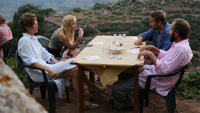 A Bigger Splash Movie Review