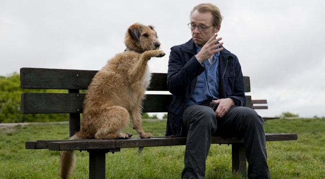 Absolutely Anything Movie Still