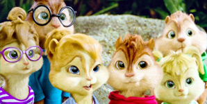 Alvin And The Chipmunks: Chipwrecked Movie Review