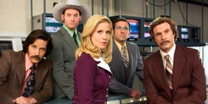 Anchorman 2: The Legend Continues Movie Review
