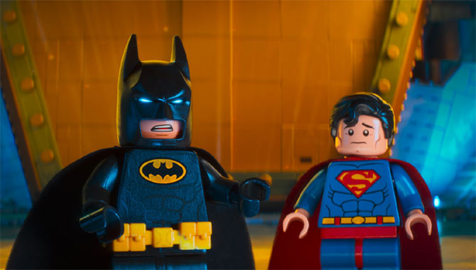 The Lego Batman Movie Movie Review