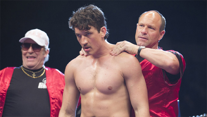 Bleed for This Movie Still