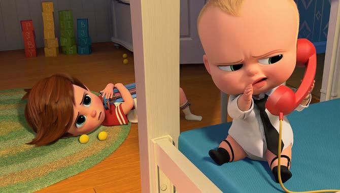 The Boss Baby Movie Still