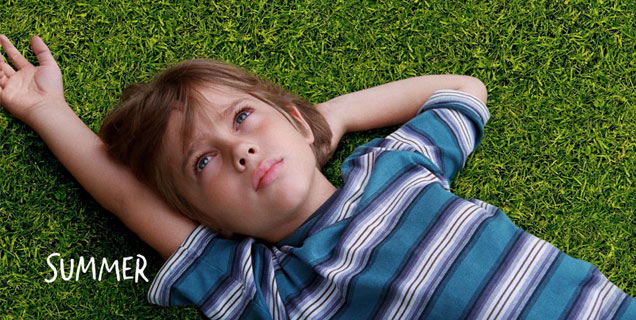 Boyhood Movie Still