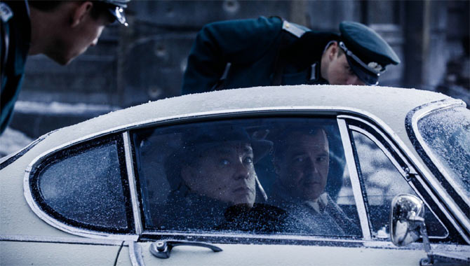 Bridge of Spies Movie Still
