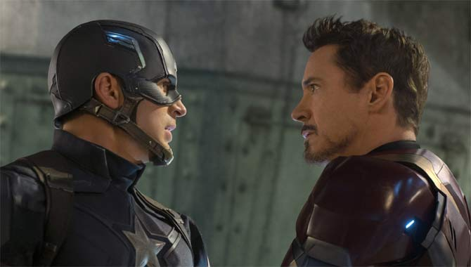 Captain America: Civil War Movie Still