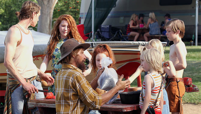 Captain Fantastic Movie Still