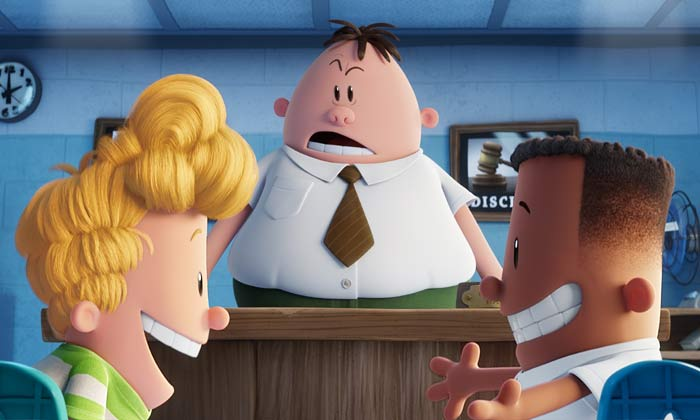 Captain Underpants: The First Epic Movie Movie Still
