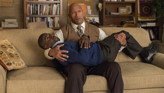 Central Intelligence Movie Still