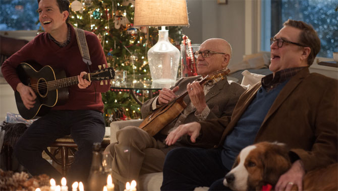 Love the Coopers (aka Christmas With the Coopers) Movie Review
