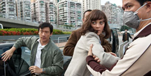 Contagion Movie Still