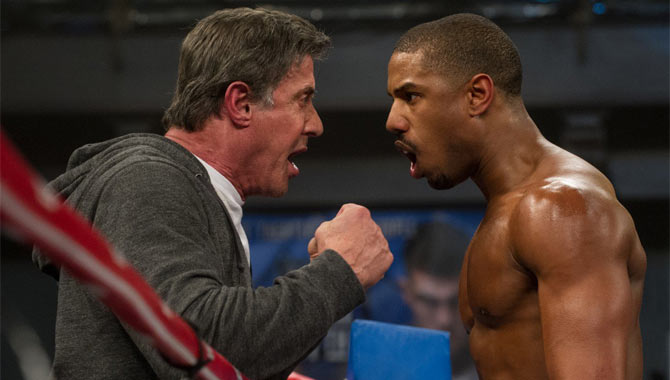 Creed Movie Still