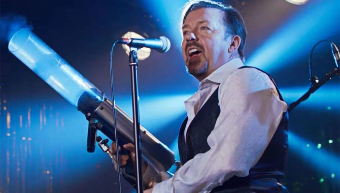 David Brent: Life on the Road Movie Review