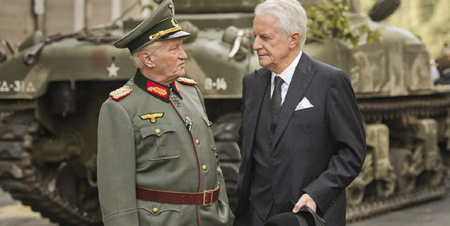 Diplomacy Movie Still