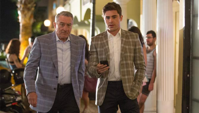 Dirty Grandpa Movie Review