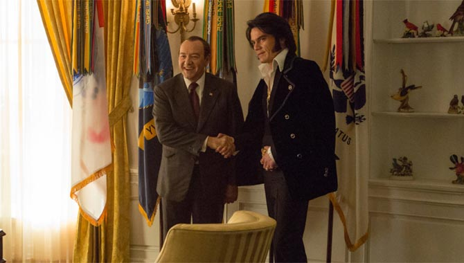Elvis & Nixon Movie Review