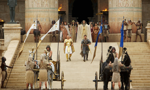 Exodus: Gods and Kings Movie Still