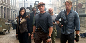 The Expendables 2 Movie Review