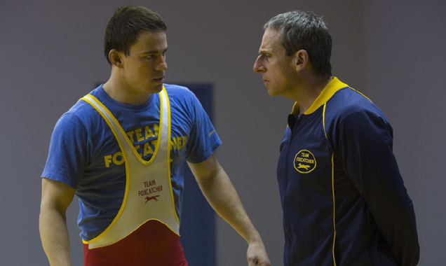 Foxcatcher Movie Review