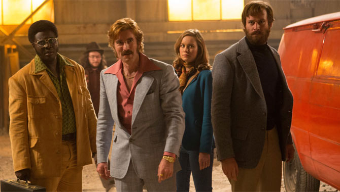 Free Fire Movie Still