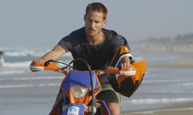 Futuro Beach Movie Still