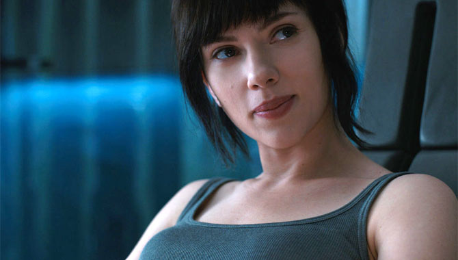 Ghost in the Shell Movie Still