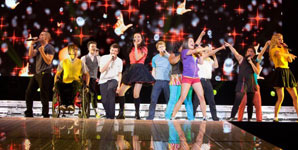 Glee: The 3D Concert Movie Movie Review