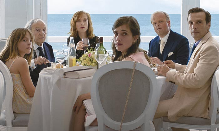Happy End  Movie Review