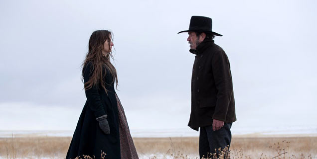 The Homesman Movie Review