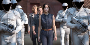 The Hunger Games: Catching Fire Movie Still