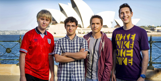 The Inbetweeners 2 Movie Review