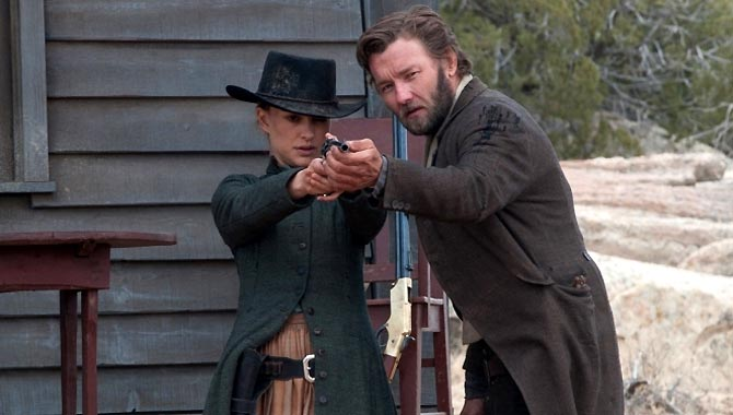 Jane Got a Gun Movie Review