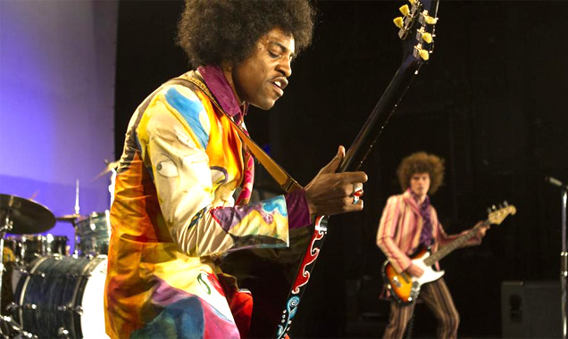 Jimi: All Is By My Side Movie Review