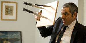Johnny English Reborn Movie Review
