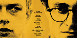 Kill Your Darlings Movie Review