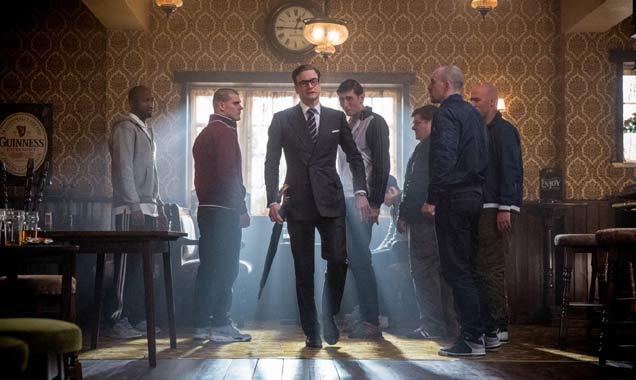 Kingsman: The Secret Service Movie Still