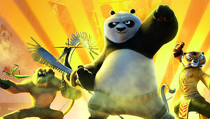 Kung Fu Panda 3 Movie Still