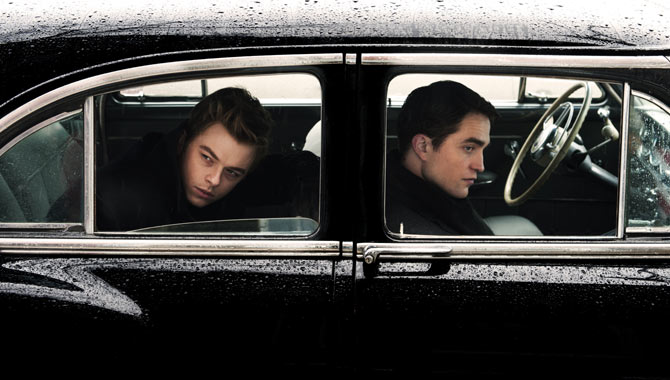 Robert Pattinson Sees Parallels In Life