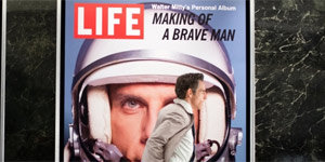 The Secret Life of Walter Mitty Movie Review