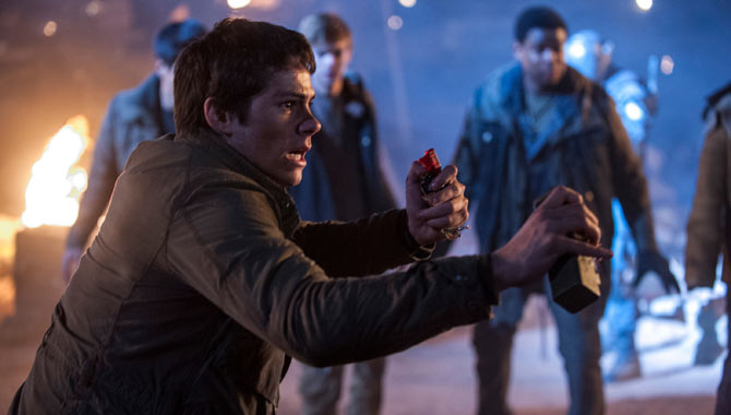 The Scorch Trials Movie Still