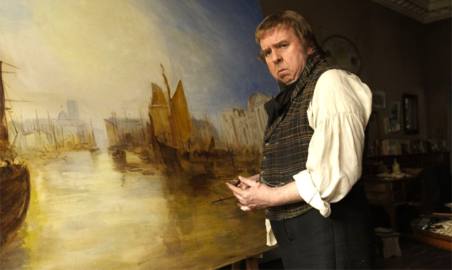 Mr. Turner Movie Still