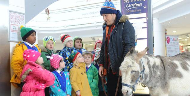 Nativity 3: Dude Where's My Donkey?! Movie Still