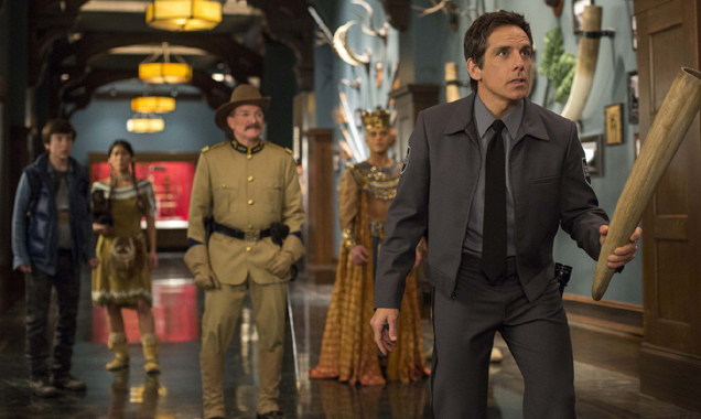 Night at the Museum: Secret of the Tomb Movie Still