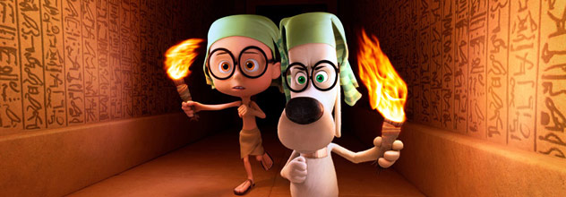 Mr. Peabody & Sherman Movie Review