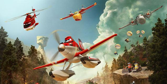 Planes: Fire & Rescue Movie Still