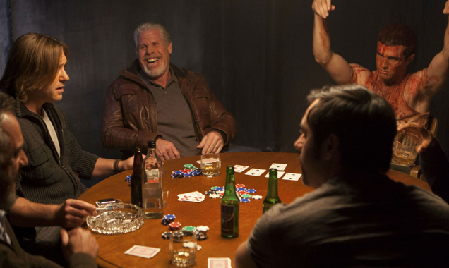 Poker Night Movie Review