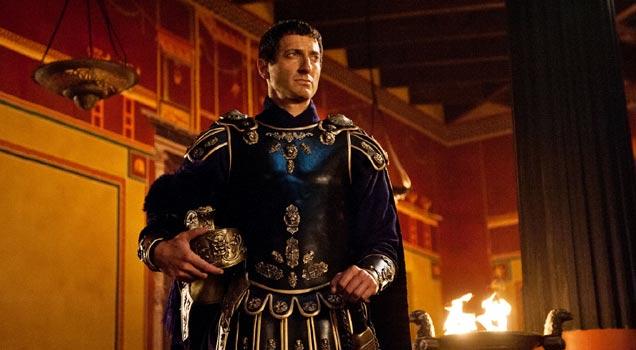 Pompeii Movie Still